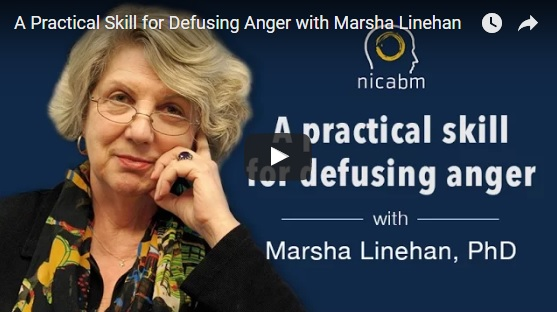 A Practical Skill for Defusing Anger